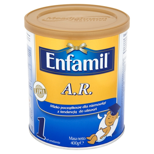 mleko modyfikowane antykolkowe