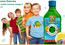 tran dla dzieci Möller's
