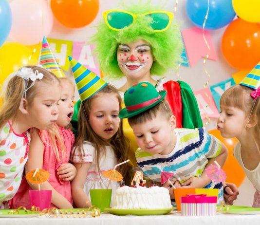 pomysły na urodziny dziecka