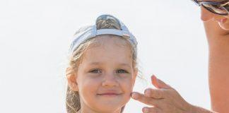 oparzenia słoneczne u dzieci - domowe sposoby na pęcherze i bąble!