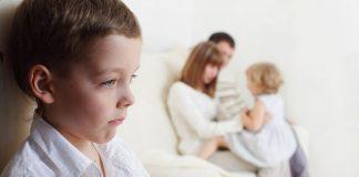 zazdrość u starszego dziecka
