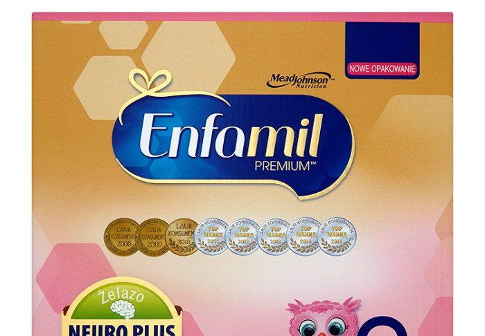 mleko modyfikowane Enfamil 2