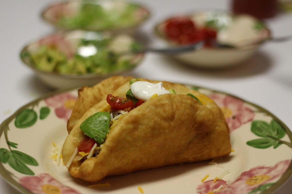 mini tortilla